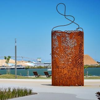 LOW_RES_Creative_Move_2020_01_14_Judy_Watson_Brisbane_Internaonal_Cruise_Terminal_004